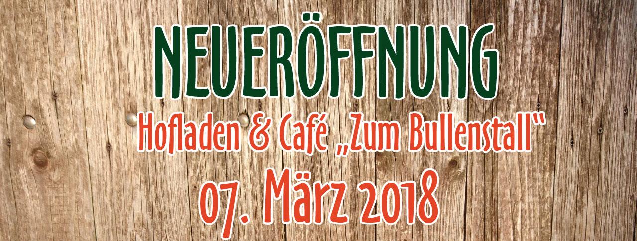 ------Spargel & Kürbis Scheune------ ab 07. März 2018 Hofladen & Café